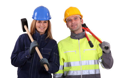 Manual workers Stock Photo - 13809697
