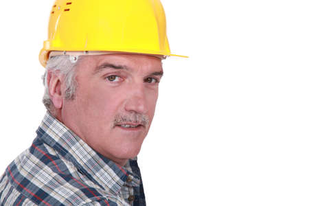 Experienced foreman photo