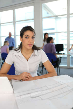 architectural firm: Architectural firm Stock Photo