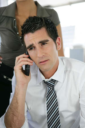 telephony: Two traveling sales people
