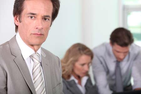 Male executive Stock Photo - 13903863