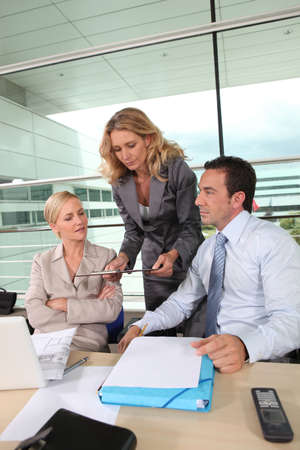 Business meeting Stock Photo - 13878901
