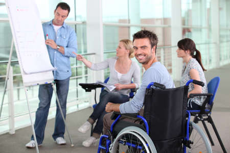 inclusion: Working meeting