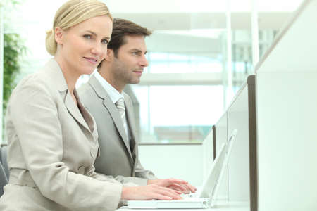 Office Workers Stock Photo - 13817889