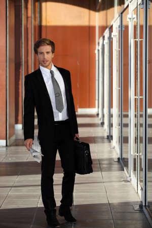 input output: Elegant Executive