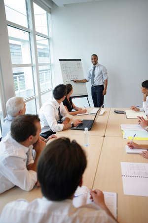 Office presentation Stock Photo - 13839444