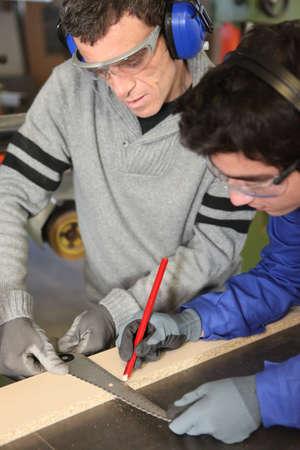 practical: Apprentice joiner