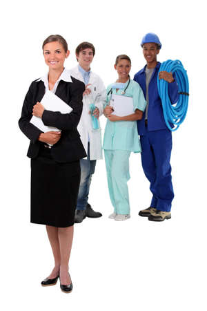 trained nurse: Variety of careers