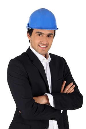 confident entrepreneur photo