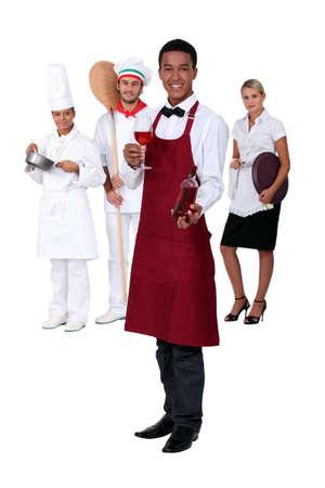 catering industry photo