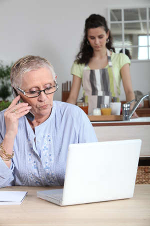 tertiary: Help at home for elderly