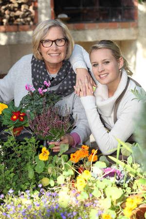tertiary: Help in the garden