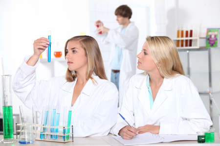 productos quimicos: Laboratorios
