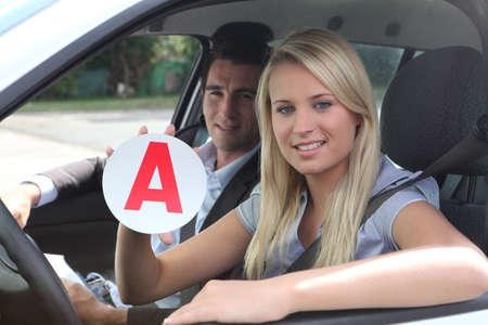learner: Learner driver
