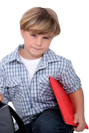 School boy Stock Photo - 13945890