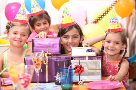 children celebration: Kids birthday party