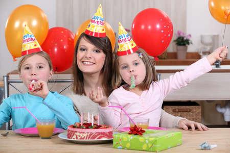 Child's birthday party Stock Photo - 13959442