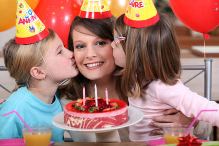 Child's birthday Stock Photo - 13946458