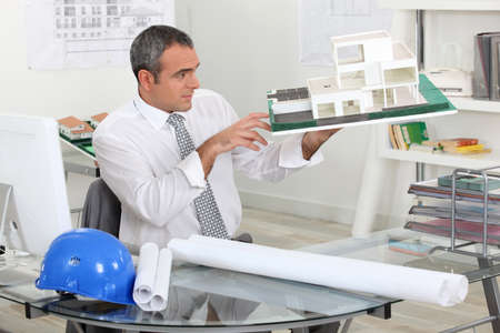 Architect's office Stock Photo - 13962066