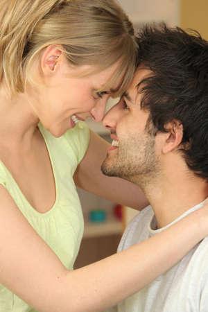 Loving couple Stock Photo - 13990119