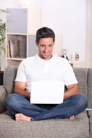 working laptop photo