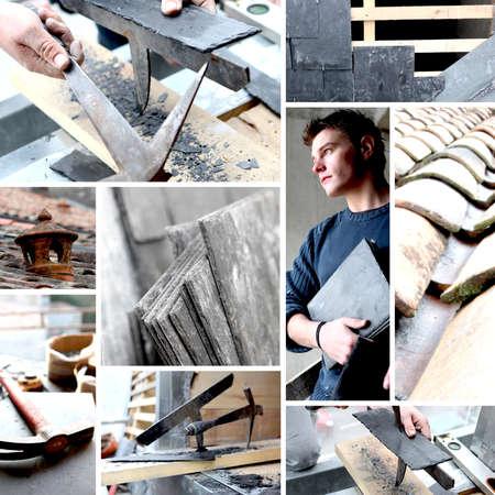 arduvaz: Eski binanın Mozaik restore ediliyor
