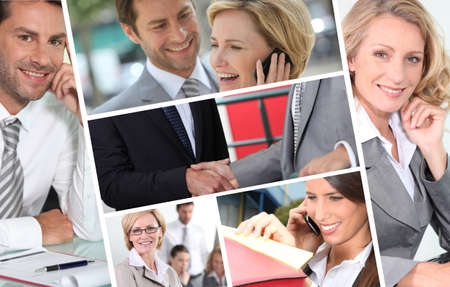 business portraits Stock Photo - 14023334