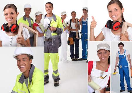 Construction trades photo