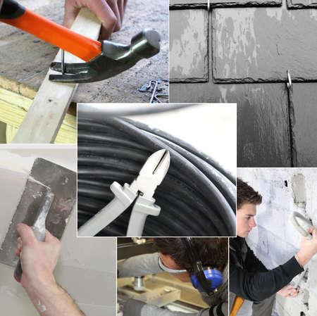 zelektryzować: Prace budowlane