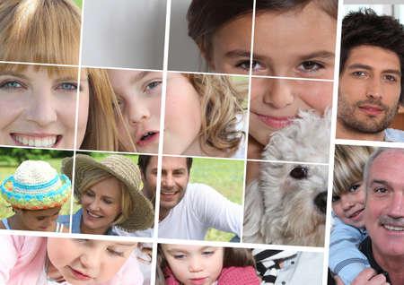 cherishing: children, parents and grandparents