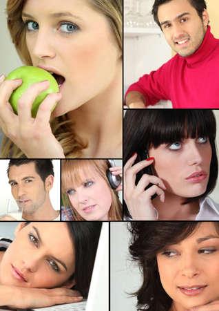 snapshots of boys and girls photo