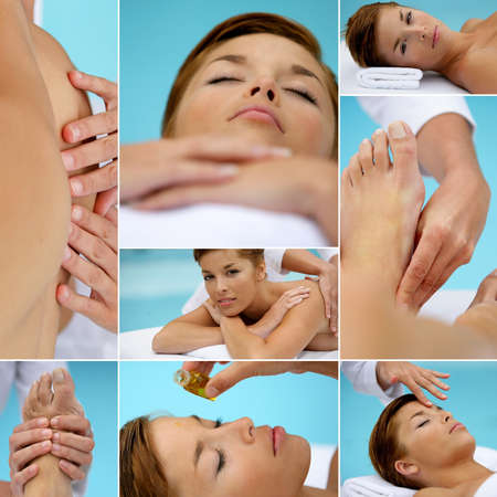 Massage Stock Photo - 14023183