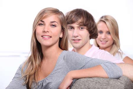 Teenagers photo