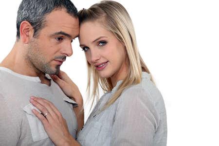 couple enlac�: Couple enlac�