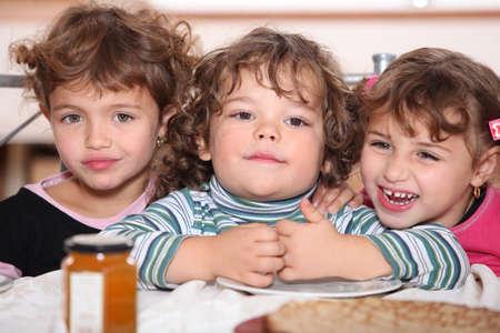 hand jam: Snack for children