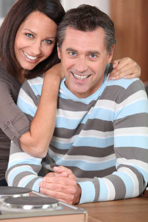 received: Couple received good news