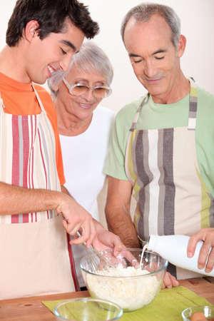 pileup: Family Cooking