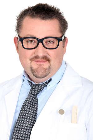 Strange doctor photo