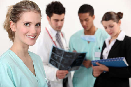 administrator: Medical team