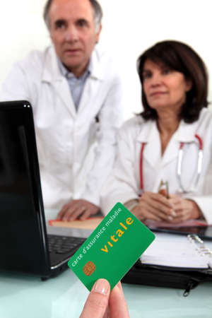 seguridad social: Salud en Francia