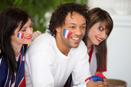 looker: Hope French supporters