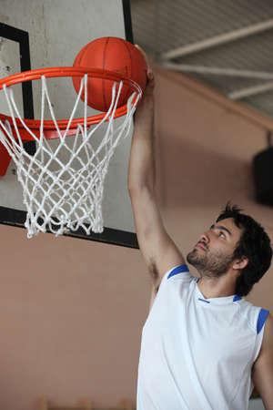 dunk: Slam dunk