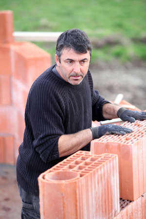stonemasonry: A hard-working bricklayer