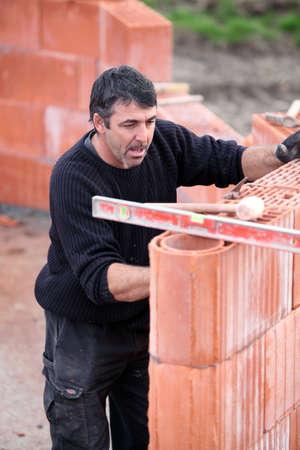 masonry work Stock Photo - 14212681