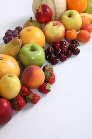 Large variety of fruit Stock Photo - 15118335
