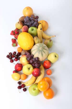 honeydew: Variety of fruits