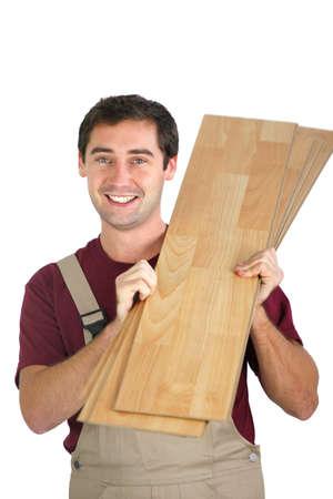 underlay: Can carrying laminate flooring