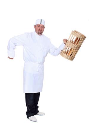 The baker Stock Photo - 15071970
