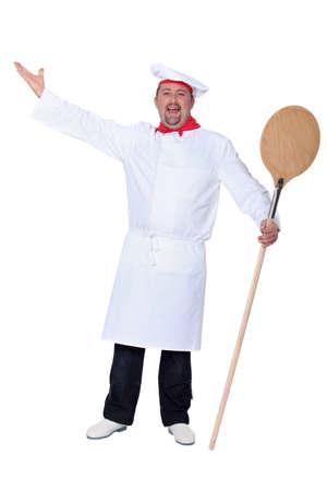 chef italiano: Chef canto