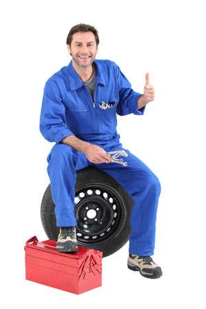 motivated: Motivated mechanic